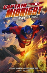 Picture of Captain Midnight TP VOL 02 Brave Old World