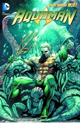Picture of Aquaman (2011) Vol 04 HC Death of a King