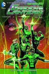 Picture of Green Lantern Vol 03 SC the End (N52)