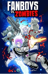 Picture of Fanboys vs Zombies TP VOL 04