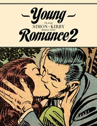 Picture of Young Romance Early Simon and Kirby Comics Vol 02 HC