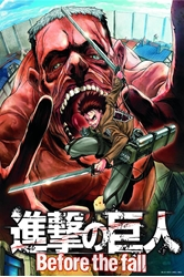Picture of Attack on Titan Before the Fall GN VOL 01