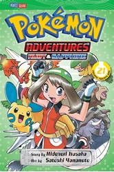 Picture of Pokemon Adventures GN VOL 21