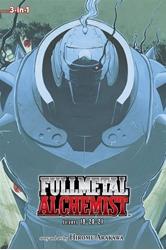 Picture of Fullmetal Alchemist 3-in-1 Vol 07 SC