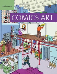 Picture of Comics Art HC