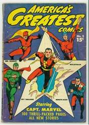 Picture of America's Greatest Comics #2