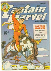 Picture of Captain Marvel Adventures #51