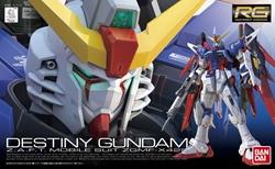 Picture of Gundam 1/144 RG #11 Destiny Gundam ZGMF-X42S Model Kit