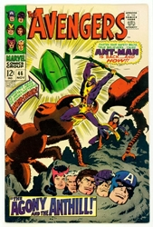 Picture of Avengers #46