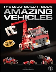 Picture of LEGO Build-It Book VOL 01 Amazing Vehicles