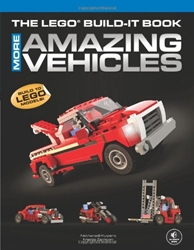 Picture of LEGO Build-It Book VOL 02 More Amazing Vehicles