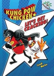 Picture of Kung Pow Chicken Vol 01 SC Let's Get Cracking!