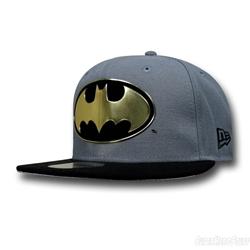 Picture of Batman Symbol Flock Out 59Fifty Cap