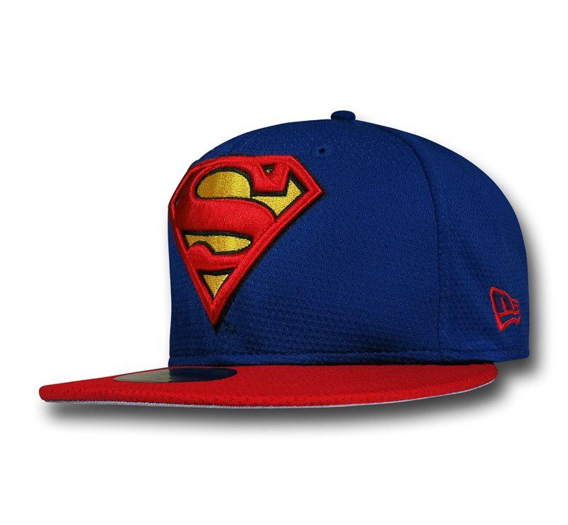 8bd48f63be1ca Bedrock City Comic Company. Superman 59Fifty 2Tone Cap