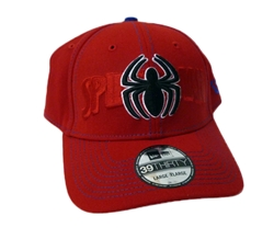 Picture of Spider-Man 39Thirty Word Over Logo Cap