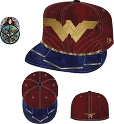 Picture of Wonder Woman Costume 59Fifty Fitted Cap
