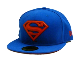 Picture of Superman Bevelled 59Fifty Cap