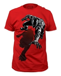 Picture of Black Panther Shadow Men's Tee