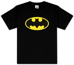 Picture of Batman Symbol Men's Tee