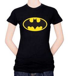 Picture of Batman Symbol Women's Tee