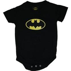 Picture of Batman Symbol Onesie