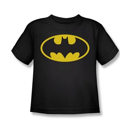 Bedrock City Comic Company Batman Symbol Classic Kids Tee