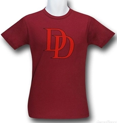 Picture of Daredevil Logo Men's Tee