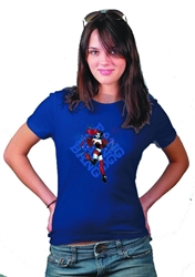 Picture of Harley Quinn Bang Women's Tee