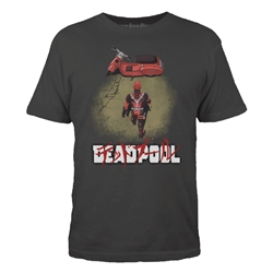 Picture of Deadpool Akira Men's Tee