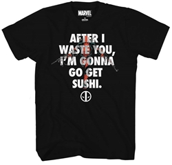 Picture of Deadpool Waste Men's T-Shirt