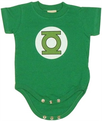 Picture of Green Lantern Onesie