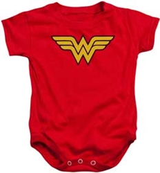 Picture of Wonder Woman Onesie