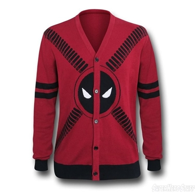 Picture of Deadpool Cardigan
