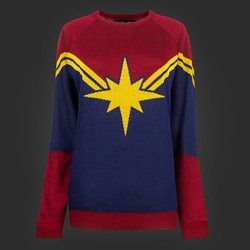 Picture of Captain Marvel Sweater