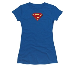 Picture of Superman Patch Women's Tee