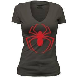 Picture of Spider-Man Symbol Women's Tee