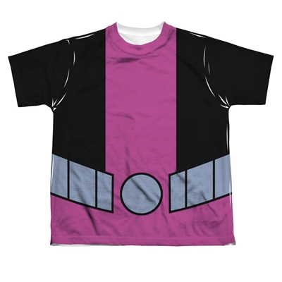 Picture of Beast Boy Teen Titans Go Uniform Youth T-Shirt