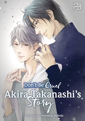 Picture of Don't Be Cruel Akira Takanashi's Story GN