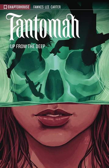 fantomah-tp-vol-01-up-from-the-deep