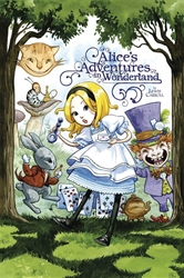 Picture of Alice Adventures in Wonderland Illustrated SC Novel