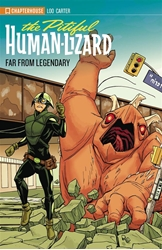 Picture of Pitiful Human Lizard TP VOL 01 Far from Legendary