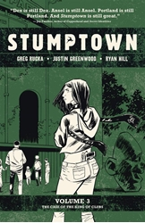 Picture of Stumptown TP VOL 03 Case of the King of Clubs