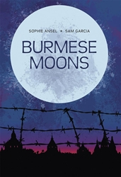 Picture of Burmese Moons HC