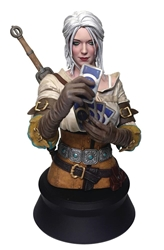 Picture of Witcher 3 Wild Hunt Ciri Gwent Bust