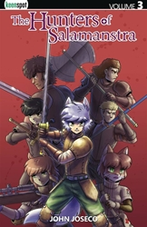 Picture of Hunters of Salamanstra TP VOL 03