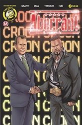 Picture of Aberrant #2 Cover B