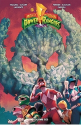Picture of Mighty Morphin Power Rangers (2016) Vol 06 SC