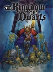 Picture of Kingdom Of The Dwarfs HC