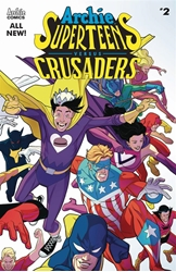Picture of Archies Superteens Vs The Crusaders #2