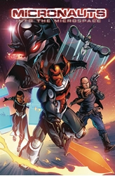 Picture of Micronauts Into the Microspace TP
